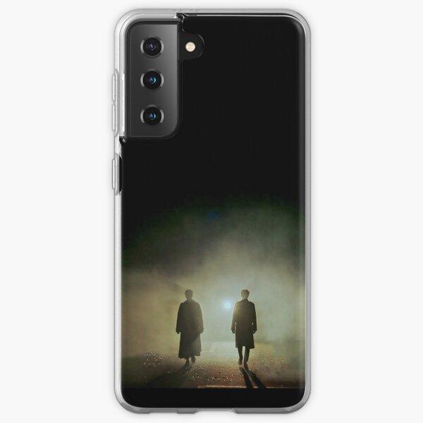 Goblin (Guardian) - Kim Shin & Wang Yeo (Grim Reaper) Samsung Galaxy Soft Case