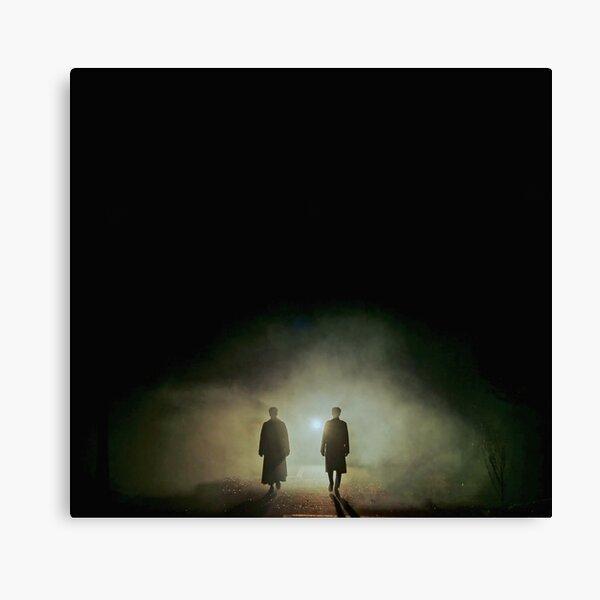 Goblin (Guardian) - Kim Shin & Wang Yeo (Grim Reaper) Canvas Print