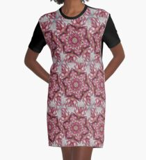 Gilded Rose Graphic T-Shirt Dress