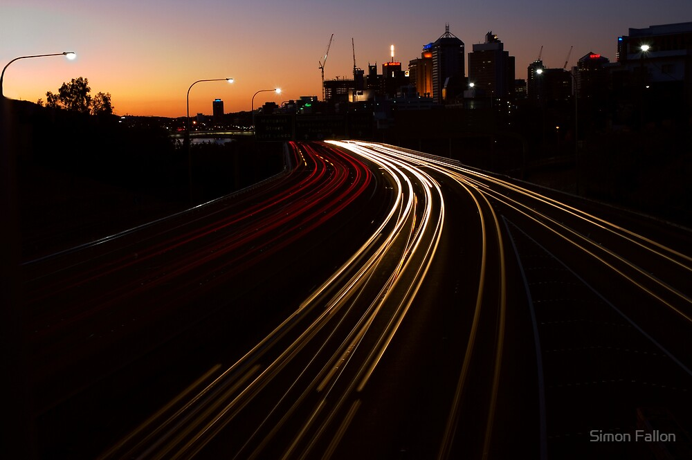 Rush Hour by Simon Fallon