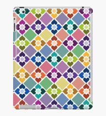 Colorful Floral Pattern IV iPad Case/Skin