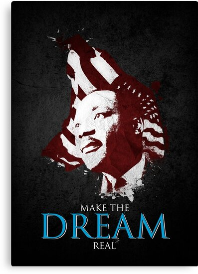 Martin Luther King, Jr. (flag) by capdeville13