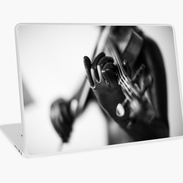 Project L: The violinist Laptop Skin