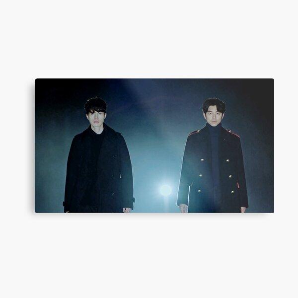 Duende (Guardián) - Kim Shin y Wang Yeo (Parca) # 2 Lámina metálica