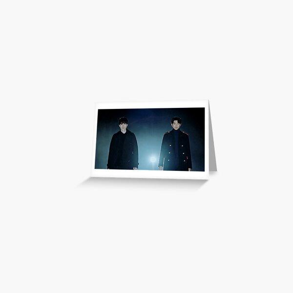 Goblin (Guardian) - Kim Shin & Wang Yeo (Grim Reaper) #2 Greeting Card