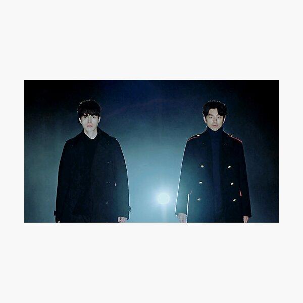 Goblin (Guardian) - Kim Shin & Wang Yeo (Grim Reaper) #2 Photographic Print