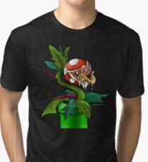 Piranha Baba Tri-blend T-Shirt