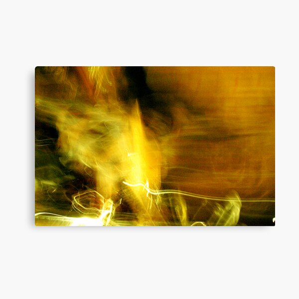 More Abstract Canvas Print