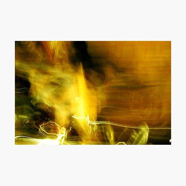 More Abstract Photographic Print
