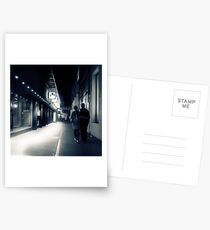 Lovers lane Postcards