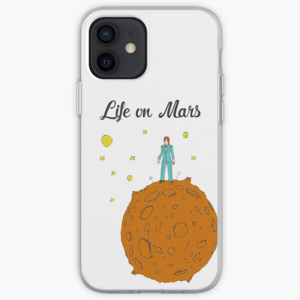 Life on Mars iPhone Soft Case