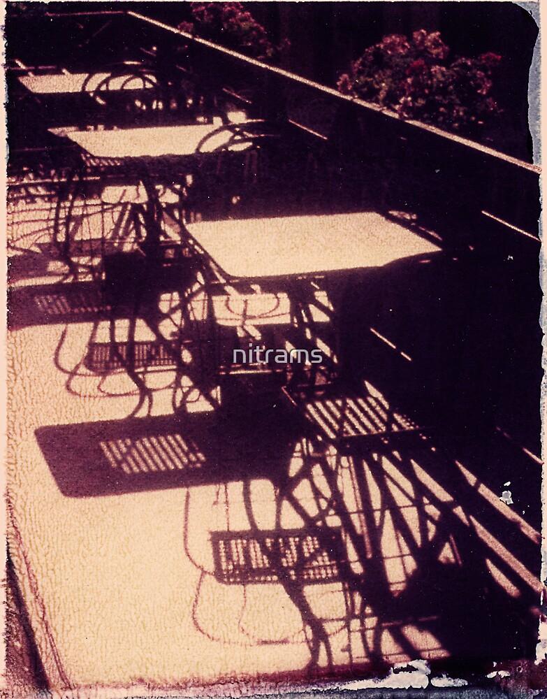 Café terrace. by nitrams