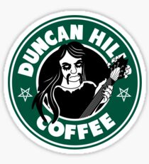 Duncan Hills Coffee (Toki) Sticker