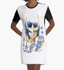 Vestido camiseta Saint Seiya Ikki