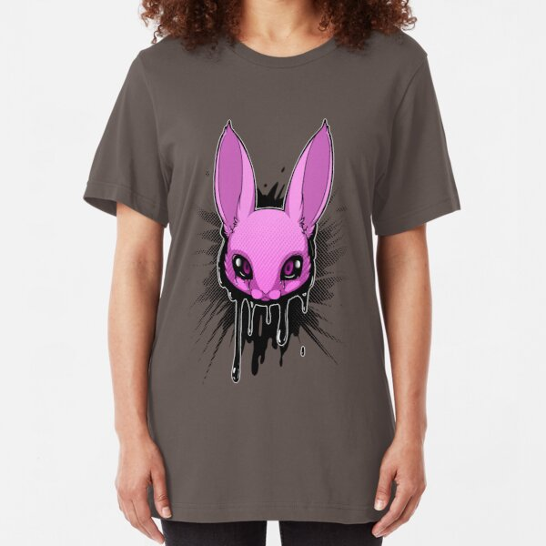 Inkbunny by SCARLETSEED - Variation 1 Slim Fit T-Shirt