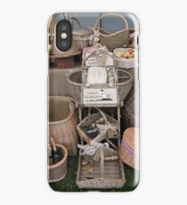 Pick Your Picnic Basket iPhone Case/Skin