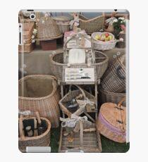 Pick Your Picnic Basket iPad Case/Skin