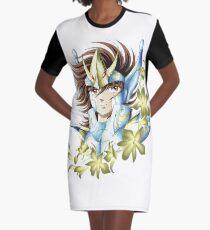 Saint Seiya Seiya Graphic T-Shirt Dress