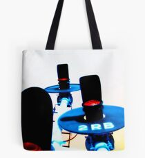 Loud and Clear Tote Bag