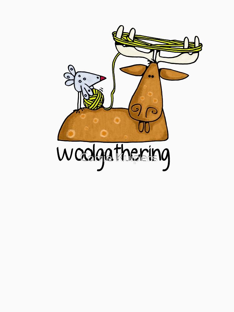 Woolgathering by cfkaatje