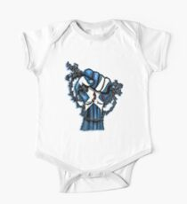 Scotland Yes Independence Fist Design Kids Clothes