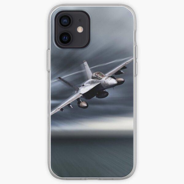 Black Aces Hornet iPhone Soft Case
