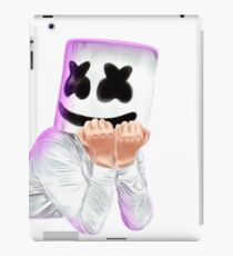 marshmello unik iPad Case/Skin