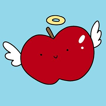 Angel Apple by SaradaBoru