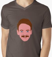 Young Ian Beale Men's V-Neck T-Shirt