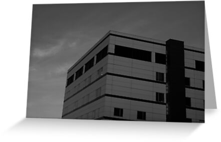 Austin Hospital by Jonathan Russell
