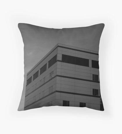 Austin Hospital Throw Pillow