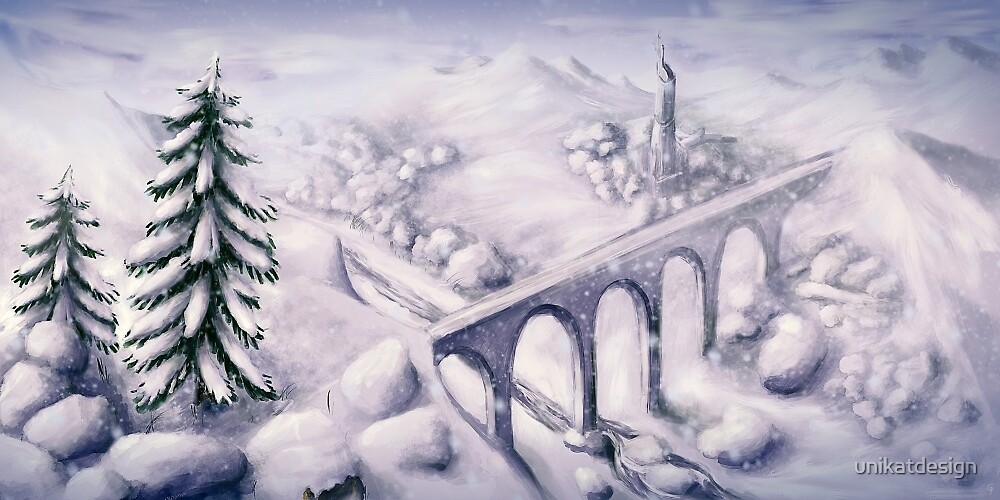Winter by unikatdesign