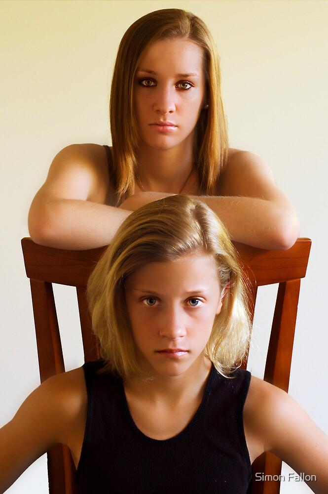 Ash and Emily by Simon Fallon