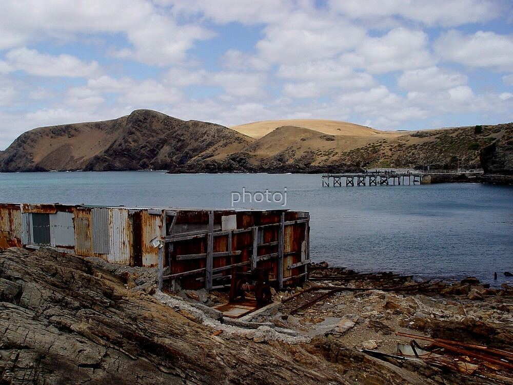 photoj S.A. Adelaide South Whaling Station by photoj