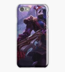 Jhin Bloodmoon - League of legends iPhone Case/Skin