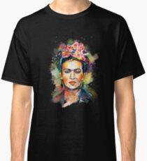 Frida Kahlo (Dark Edition) Classic T-Shirt