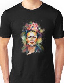 Frida Kahlo (Dark Edition) Unisex T-Shirt