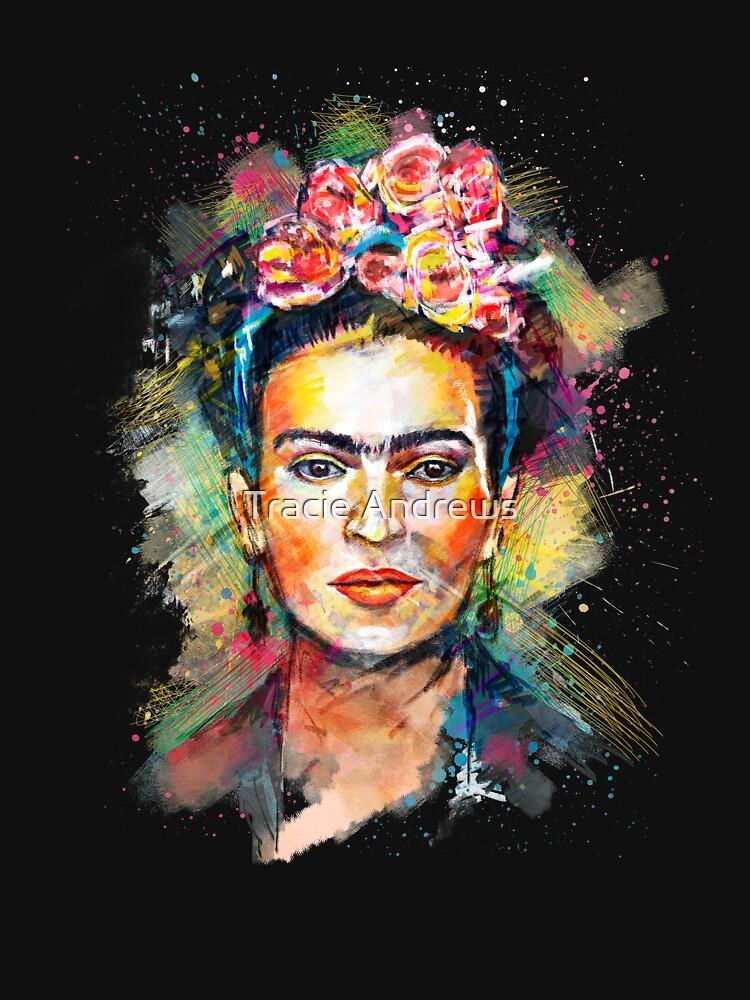 Frida Kahlo (Dark Edition) by tracieandrews