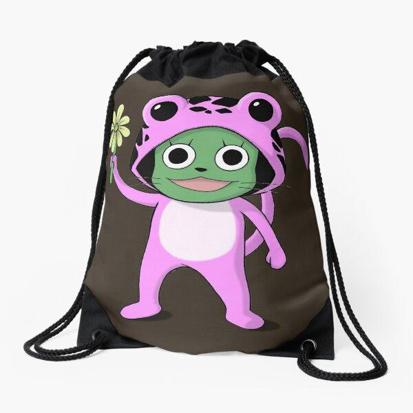 Frosch (Fairy Tail) Drawstring Bag