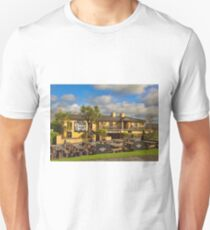 Durty Nellys Irish Pub, Famous Landmark in County Clare, Ireland. Unisex T-Shirt