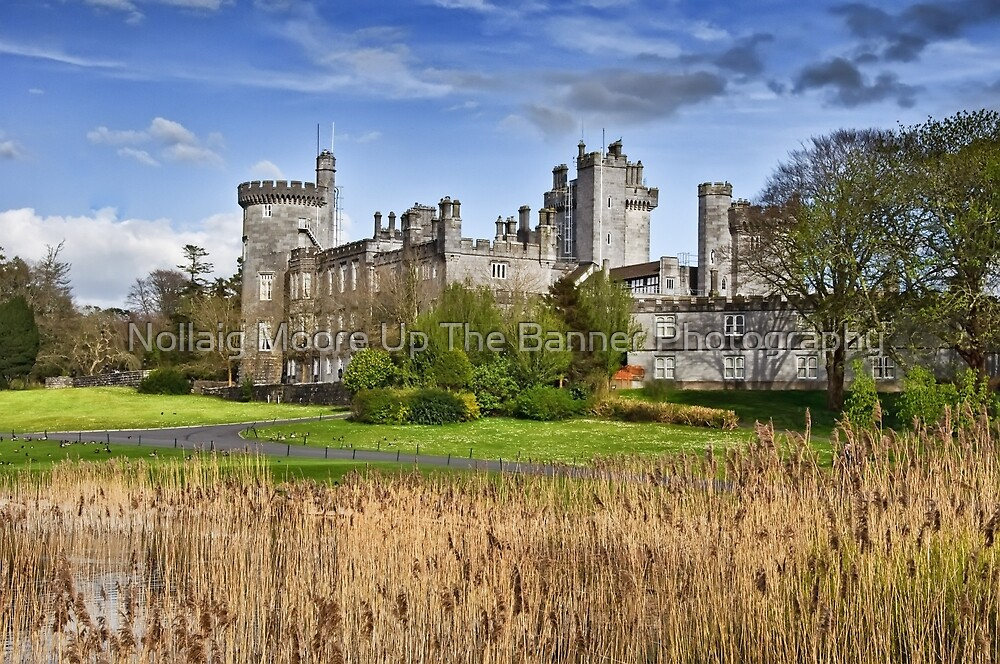 Dromoland Castle Hotel, County Clare, Ireland by Noel Moore Up The Banner Photography