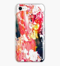 Splashes iPhone Case/Skin