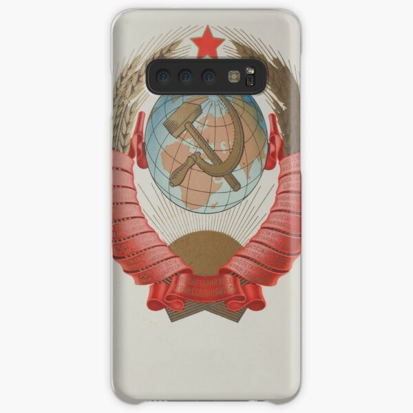 Coat of arms of the Soviet Union Samsung Galaxy Snap Case