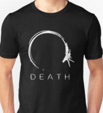 Arrival - Premier Contact - Death White Unisex T-Shirt