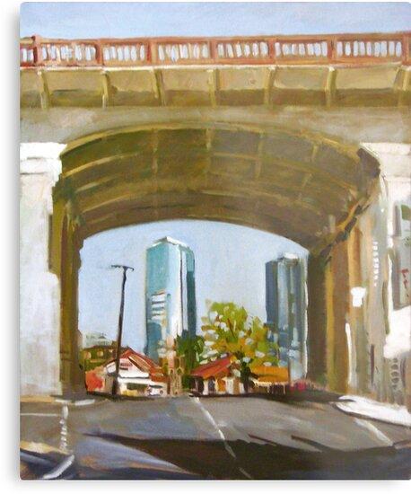 Beneath The Bridge by Paul  Milburn