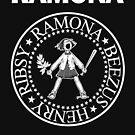 RAMONA  by TS Rogers