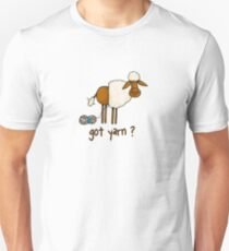Got yarn ? Unisex T-Shirt
