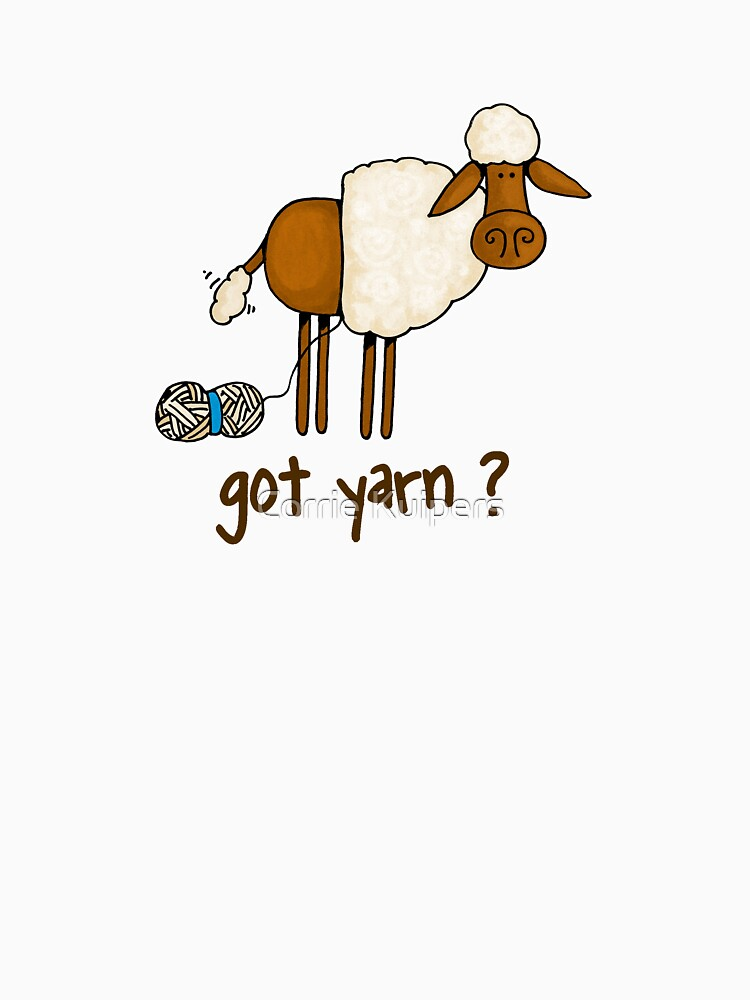 Got yarn ? by cfkaatje