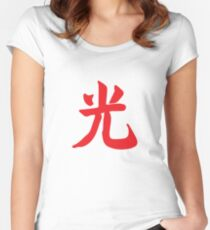 DROGAS Light Women's Fitted Scoop T-Shirt