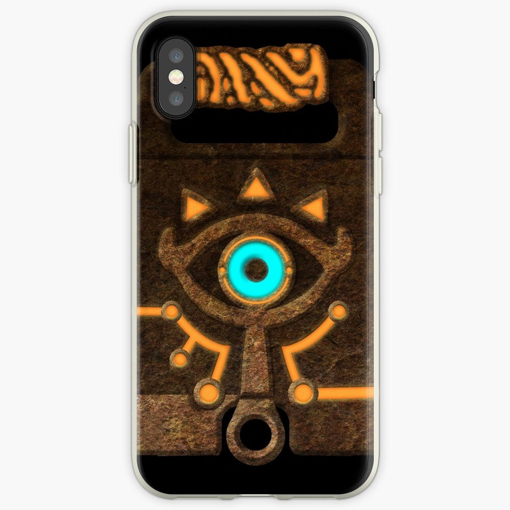 Sheikah Schiefer iPhone-Hülle & Cover